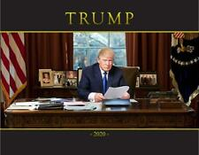 President Trump 2020 Calendar (Wall Size) Spiral Bound