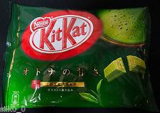 KitKat MATCHA : Thé Vert / LOT DE 12 MINI / KIT KAT / JAPAN / NESTLE / GREEN TEA