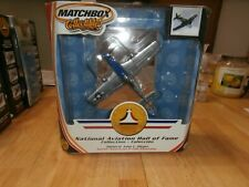 MATCHBOX COLLECTIBLE  NORTH AMERICAN  P-51D  MUSTANG