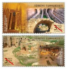 TURKEY / 2021 - OUR CULTURAL ASSETS (ANCIENT CITY OF DARA), MNH