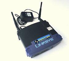 LINKSYS WRT54G V2.2 Wireless-G Broadband Router  54Mbps 2.4GHz