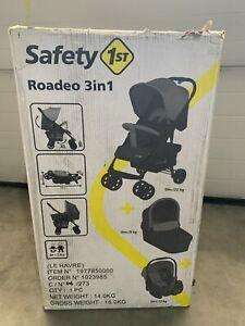 Safety 1st Roadeo 3in1 Kinderwagen schwarz