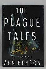 THE PLAGUE TALES by ANN BENSON (In Hardback) FIRST EDITION