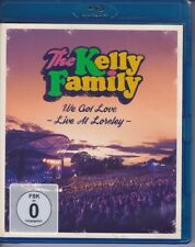 The Kelly Family - We Got Love / live at Loreley (2018) Blu-Ray