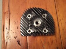 Vintage Arctic Cat snowmobile cylinder head 400cc f/c
