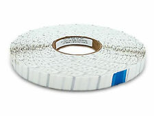 ECONODOTS ED31-404 Adhsv Dot,Clear,1/2in,High Tack,PK4000