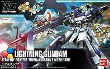 BANDAI 1/144 plastic model kit HGBF LIGHTNING GUNDAM hg