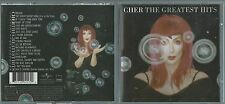 CHER CD: THE GREATEST HITS