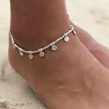 mode frauen barfuß geschenk fußkettchen sandale fuß - kette beach - armband