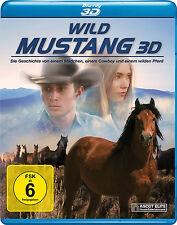 3D Blu-ray * WILD MUSTANG ~ 3 D # NEU OVP