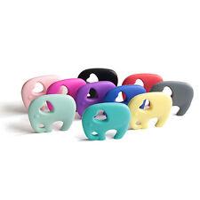 Silicone Elephant Teething Toy