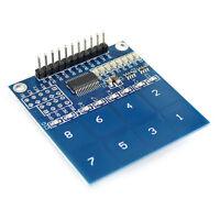 Modulo TTP226 tastiera 8 tasti sensore touch capacitativo (arduino-compatibile)