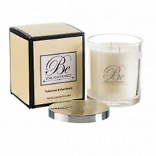 Candle ~ Be Enlightened~Triple Scented~80 hr~Tuberose & gardenia