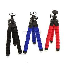 New Large Universal Flexible Foam Octopus Mini Tripod Stand for SLR DSLR Cameras