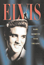 Elvis - Rare Moments With the King (DVD, 2002) NEW