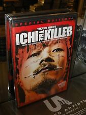 Ichi the Killer (DVD) 3-Disc Set! Special Edition! Takashi Miike, Tokyo Shock!
