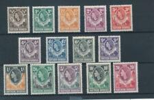 [55166] Nothern Rhodesia 1953 good set MH Very Fine stamps