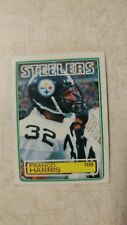 1983 Topps Franco Harris RB #362 Football Card Steelers Near Mint or Better