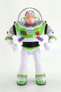 "Disney-Pixar Toy Story 4 Buzz Lightyear Talking Action Figure 12"" Tall 20 Sounds"