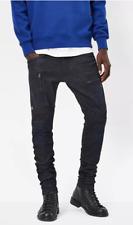 G-Star Powel Super Slim Cargo Pants Dark Aged Mens Jeans Size UK W30L32*REF32-19