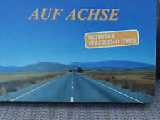 Auf Achse. Edition 4. Folge 27-31. Iveco. Volvo. 2x 40 FT Container. Sattelzug.