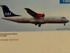 1/500 Herpa Wings SAS Scandinavian Airlines ATR-72-600 533034