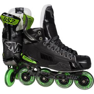 Mission INHALER DS:2 Senior Inline Hockey Skates