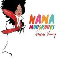 NANA MOUSKOURI FOREVER YOUNG DIGIPAK CD NEW