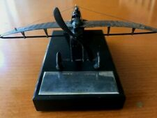 Gift to the Russian pilot A. A. Vasiliev-a model airplane.(1913).