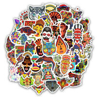 50x Totems Skateboard Stickers bomb Vinyl Laptop Luggage Decals Dope Sticker Lot