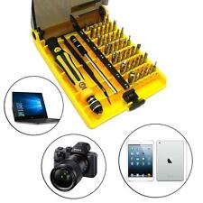 45 in 1 Multi-Bit Repair Tools Kit Torx ScrewDriver For PC New Cell Phone MT