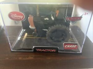 Disney Pixar Cars 1:43 Collectors Case Chewall Tractor Exclusive Diecast CHASE