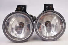 1998-2002 Pontiac Firebird Fog Lights L&R  OEM