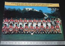 CLIPPING POSTER FOOTBALL 1985-1986 D2 FC LIMOGES