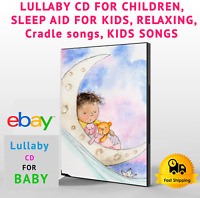 LULLABY CD FOR CHILDREN, SLEEP AID FOR KIDS, RELAXING, Cradle songs, KIDS SONGS