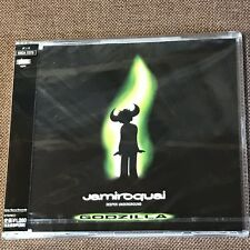 "Sealed JAMIROQUAI Deeper Underground JAPAN 5"" MAXI CD ESCA7273 OBI"