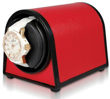 Orbita Sparta1 Mini Single Automatic Watch Winder - Rotorwind - Red - W05025