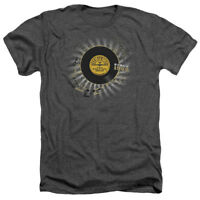 Sun Records ESTABLISHED Licensed Adult Heather T-Shirt All Sizes