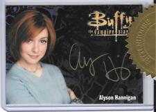 Buffy Ultimate Collection 3 - Alyson Hannigan autograph card