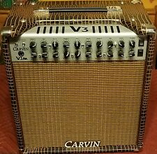 Carvin V3M Combo Amp w/Cover and Footswitch