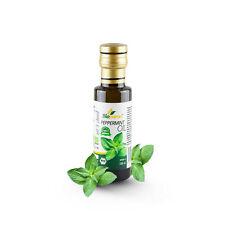 Certified Organic Peppermint Seed Infused Oil 100ml Biopurus