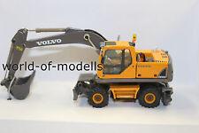 Cararama Volvo EW 180 B   Mobilbagger   H0 1:87 Neu mit OVP