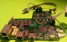 Dual Gigabit Ethernet, DB9/RJ45 Console Port PCI-Express x1 Daughterboard Add-on