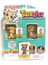 ~ New! TWOZIES 2016 ~ Babies + Pets 6 Pack Find Match Season 1 - Moose