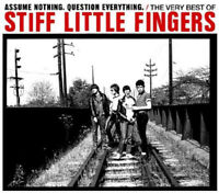 Stiff Little Fingers : The Very Best of Stiff Little Fingers CD 2 discs (2012)