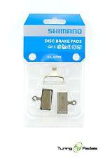 SHIMANO PLAQUETTES DE FREIN g01s pour XTR (BR-M985) / XT (br-m785) / SLX