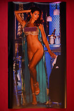 2010 Playboy Magazine Playmate Rare Jaime Edmondson Promo Poster 20X36 OOP New