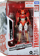 Transformers ~ ELITA-1 ACTION FIGURE ~ Deluxe Class ~ War For Cybertron Trilogy