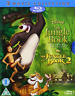 Jungle Book 1 and 2 (Disney) Blu-ray NUOVO