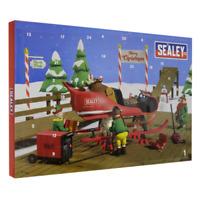 Sealey Tools 2020 Advent Calendar UK STOCK Tools DIY Toolkit Toolset Sockets